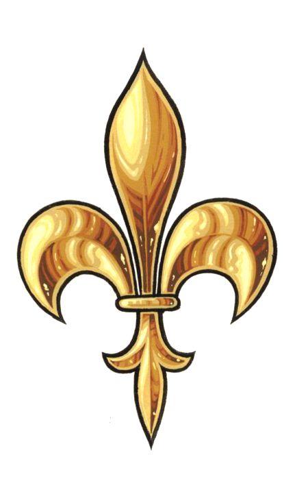 Etwas Neues genug The Fleur de Lys | The Heraldry Society #MX_15