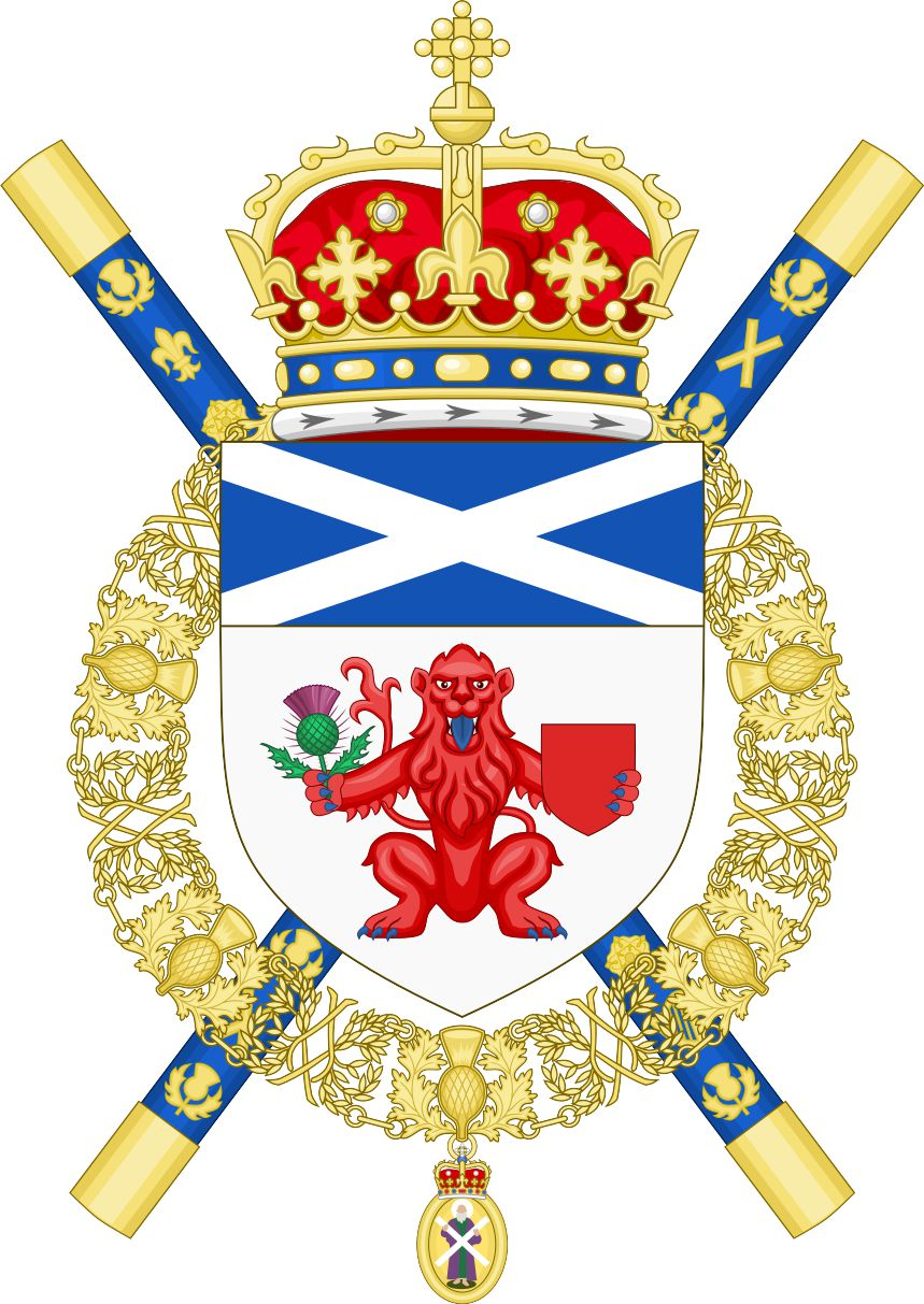 The inauguration of Lyon King of Arms | The Heraldry Society