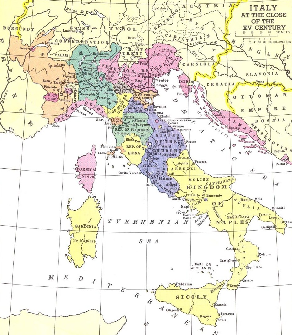 Heraldry in Italy during the Middle Ages and Renaissance   The ...
