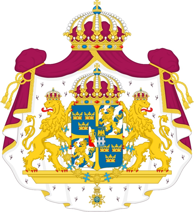 The Coats Of Arms Of Sweden Genesis And Development The Heraldry
