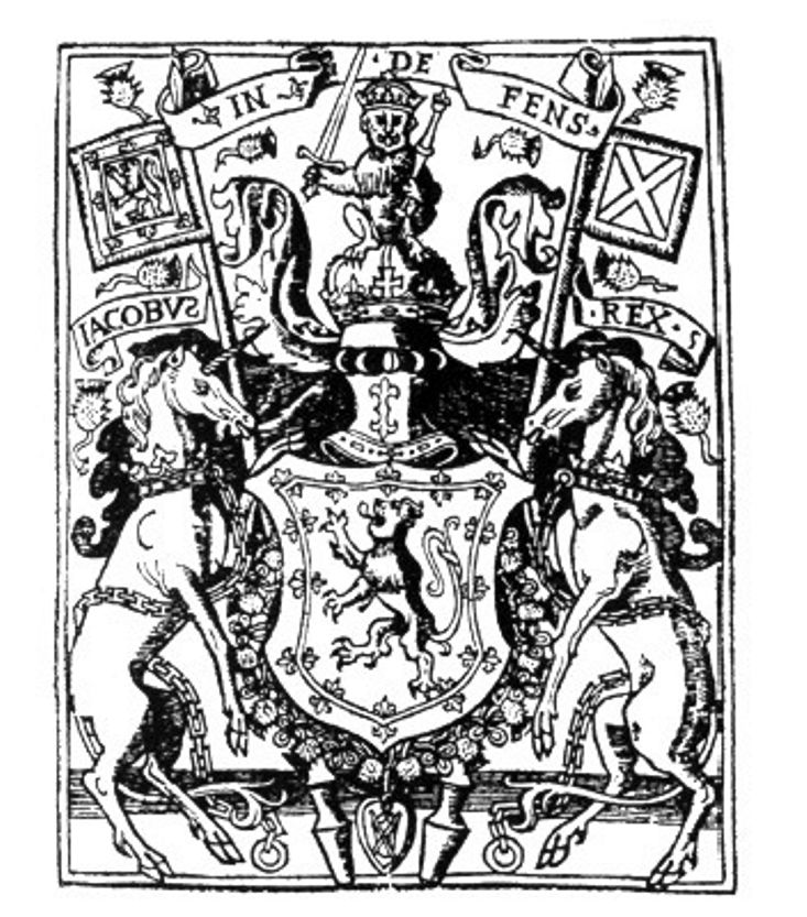 The Royal Arms Of Scotland The Heraldry Society
