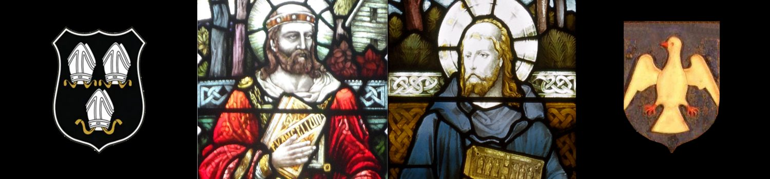St Finnian vs St Columba, 6th century Ireland; the first known copyright case