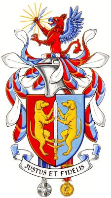 Arms of Roger Bibaud