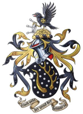 Arms of Steven Ashley