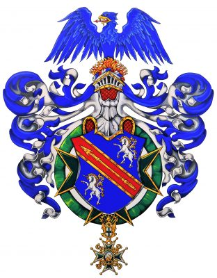 Arms of George Shinas